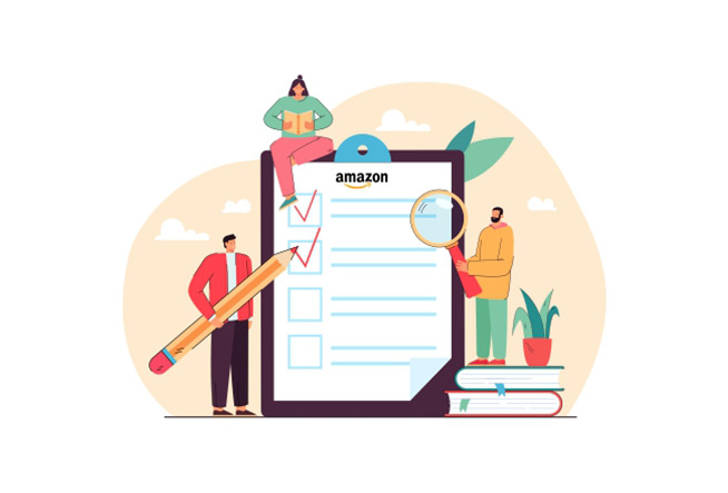 Amazon Store and Listing